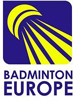 logo badminton europe