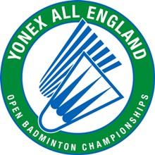 Logo All England Open