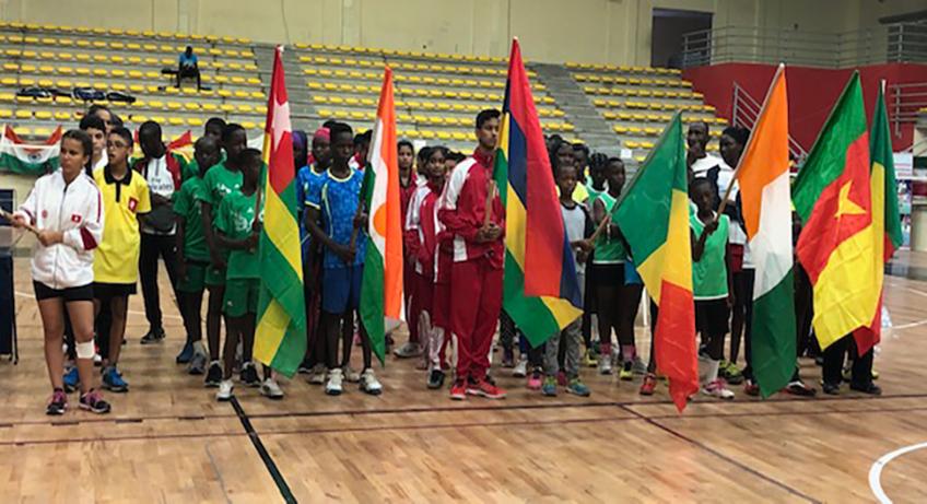 tournoi francophone badminton