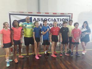 Guadeloupe Badminton