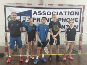 Guyane Badminton