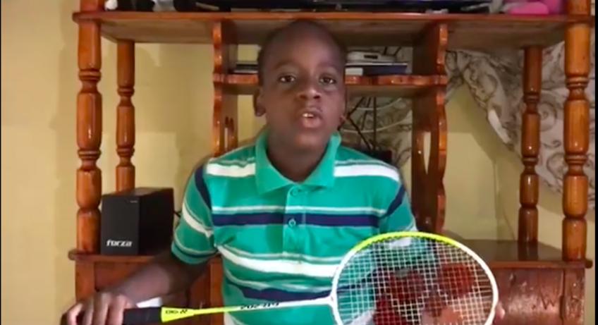 Badminton Haiti